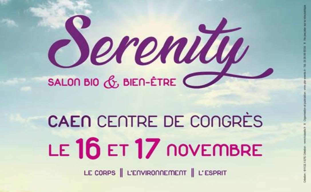 Présence au salon Serenity de Caen